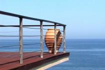 The wide open sea
